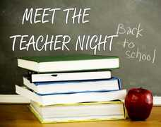 Welcome Back & Meet the Teacher Night